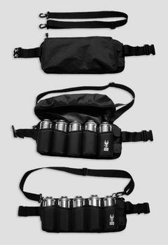 ...наши, специально разработанные, поясные сумки для граффити-райтеров.