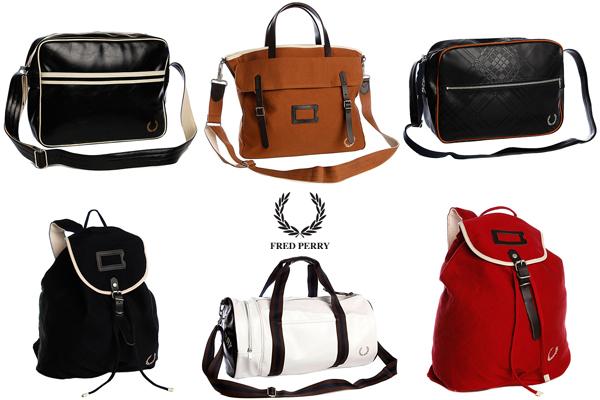 Рюкзак городской из коллекции Fred Perry 2011 продаётся в магазине Kixbox.